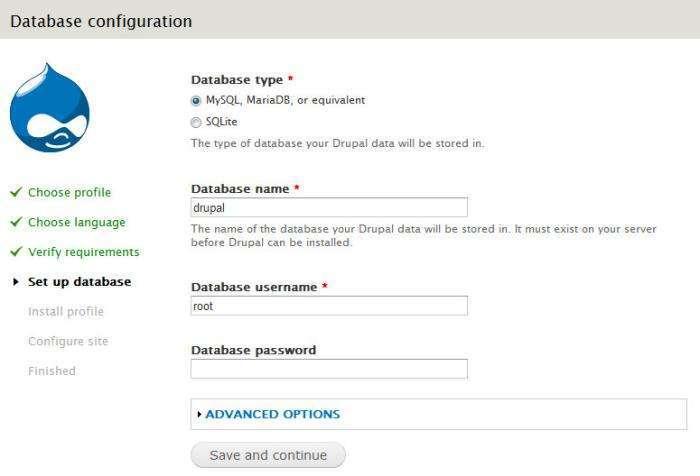 Модуль Drupal transliteration